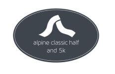 Alpine Classic Half and 5K registration logo