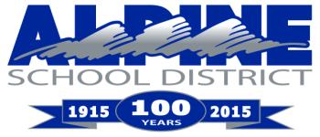 Alpine School District 100 Year Celebration 5K registration logo
