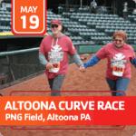 Altoona Curve Race registration logo