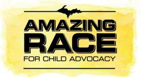 Amazing Race for Child Advocacy registration logo