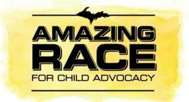 Amazing Race for Child Advocacy registration logo