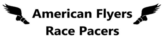 American Flyers Race Pacers registration logo