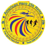 American Hero 25K Relay National Championship registration logo