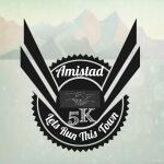 Amistad 5K registration logo