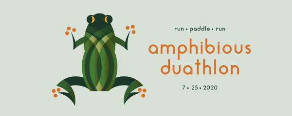 Amphibious Duathlon registration logo