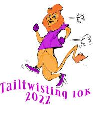 Anacoco Lions Club Tailtwisting 10K & 5K registration logo
