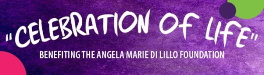 Angela Marie DiLillo Foundation registration logo