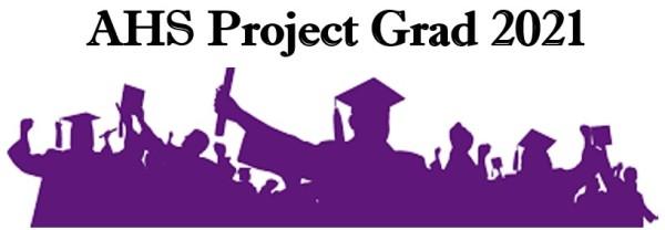 Angleton Project Grad registration logo