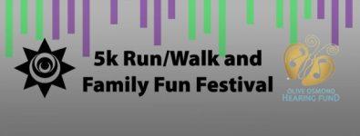 Anime Banzai 5k Run\Walk and Family Fun Festival registration logo