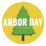 Annual Arbor Day 5K  registration logo
