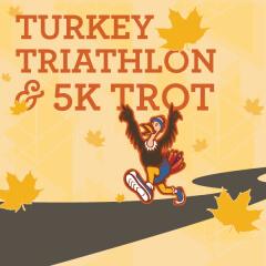 Annual Turkey Triathlon registration logo
