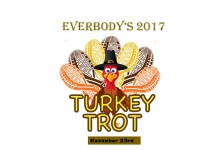 EverBody's Turkey Trot registration logo