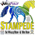 Annual Wellfully Stampede   registration logo