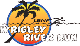 Annual Wrigley River Run and Tadpole Trot registration logo
