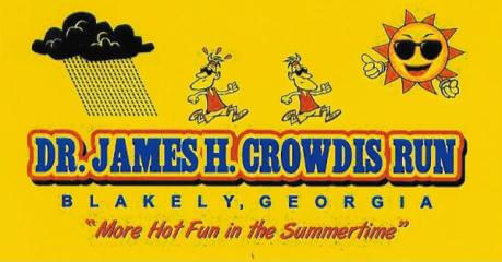 Another Dr. Crowdis Run 5K registration logo