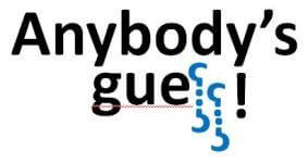 Anybody's Guess registration logo