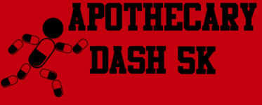 Apothecary dash registration logo
