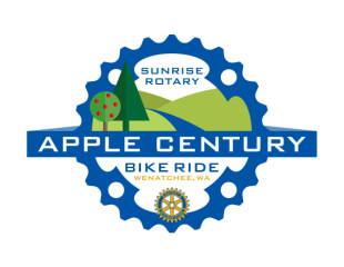 Apple Century Bike Ride registration logo