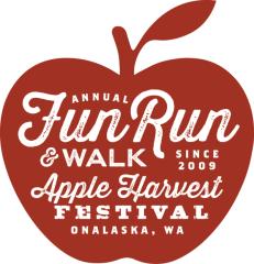 Apple Fun Run/Walk 2021 registration logo