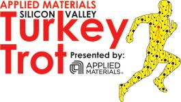Applied Materials Silicon Valley Turkey Trot registration logo