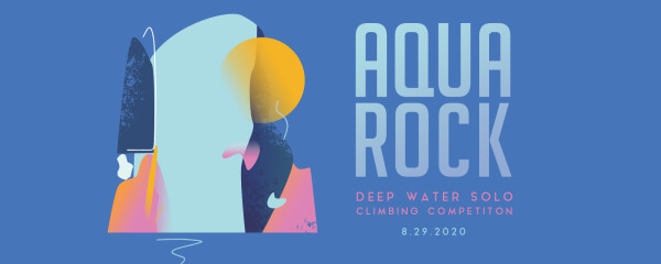 Aqua Rock Climbing Competition registration logo