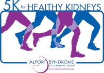 Arizona 5K for Healthy Kidneys registration logo