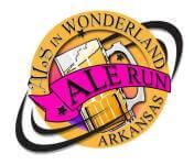 Arkansas ALE Run Benefiting ALS registration logo