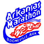 Arkansas Marathon registration logo
