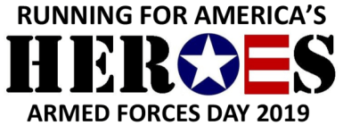 Armed Forces Day 5K - St. Louis registration logo