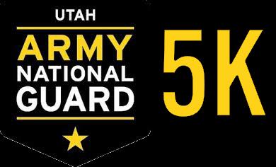 Army National Guard 5k registration logo