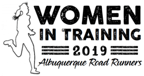 ARR Women in Training registration logo