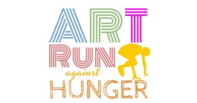 Art Run Against Hunger 5K registration logo