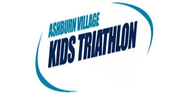 Ashburn Village Kids Triathlon registration logo