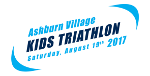 Ashburn Village Kids Triathlon registration logo