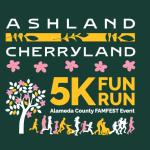 Ashland Cherryland FamFest 5K/10K Fun Run  registration logo