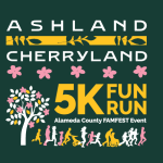 Ashland Cherryland 5K Fun Run  registration logo