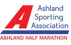 Ashland Half Marathon registration logo