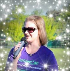 AshleyCan ASHLEY FOREVER Light the Path to a Cure for Childhood Cancer 15K/15K 2-Person Relay/5K Run & Walk registration logo