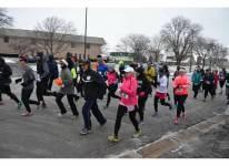 AshleyCan Pediatric Cancer Foundation 3rd Annual New Year New Cure 8K Run registration logo