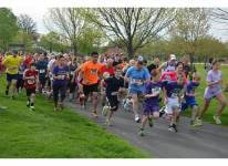 AshleyCan Pediatric Cancer Foundation 6th Annual Mother's Day 5K/2 Mile Walk/Kids Run registration logo
