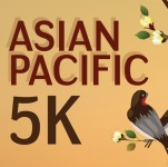 Asian Pacific Heritage 5K registration logo