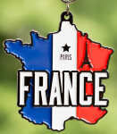 August - Race Across France registration logo