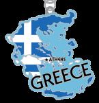 August - Race Across Greece 5K, 10K, 13.1, 26.2 registration logo