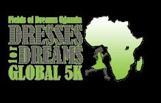 Austin Dresses for Dreams Global 5K registration logo