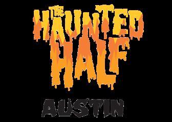 Austin Haunted Half Marathon registration logo