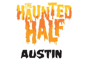 Austin Haunted Half Marathon registration logo