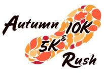Autumn Rush registration logo