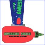 Awesome Sauce Run registration logo