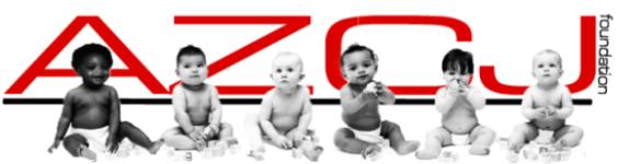 AZCJ RSV Awareness registration logo