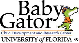 Baby Gator Spring Scurry 5K registration logo